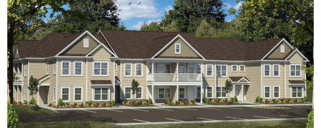 What's New At Township 5 In Camillus? Move In Day For Canal Crossing Apartments