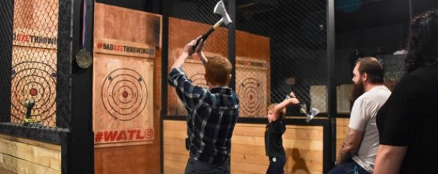 Bad Axe, A Drinking And Axe-Throwing Business Planned For Camillus, Delays Opening