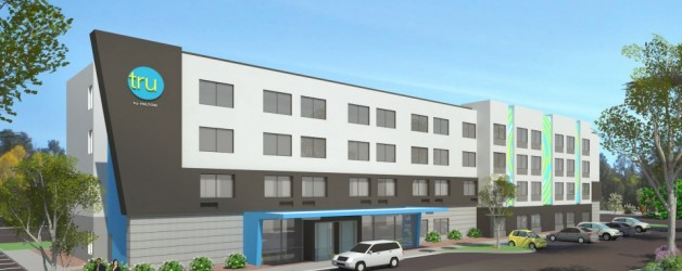Construction To Start In Spring On New Hilton Brand Hotel At Township 5 In Camillus