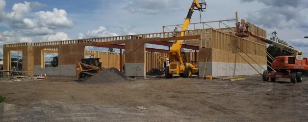 Moe's Under Construction In Utica