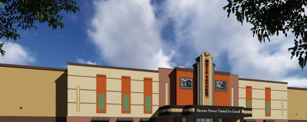 In-Theater Dining, Bar, Recliners Coming To New Township 5 Movie Theater