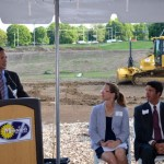 Gateway Project Breaks Ground; Impact On Jobs Noted By Chamber President