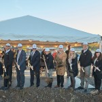 Upstate Ground Breaking Ceremony at Township 5!